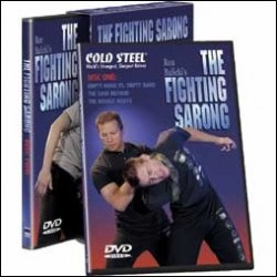 COLD STEEL FIGHTING DVD SET