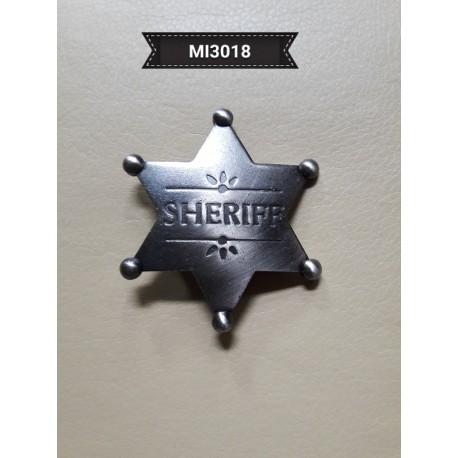MISCELLANEOUS SHERIFF JELVÉNY MI3018