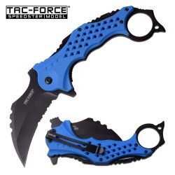 TAC FORCE KARAMBIT TF945BL