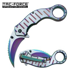 TAC FORCE KARAMBIT TF952RB
