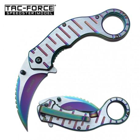 TAC FORCE KARAMBIT TF952RB