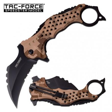TAC FORCE KARAMBIT TF945DG