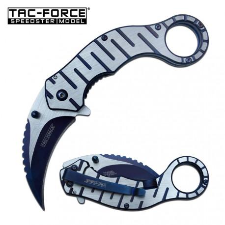 TAC FORCE KARAMBIT TF952BL
