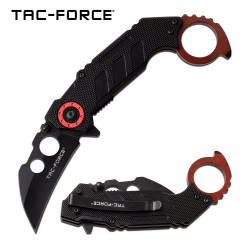 TAC FORCE KARAMBIT TF982RD