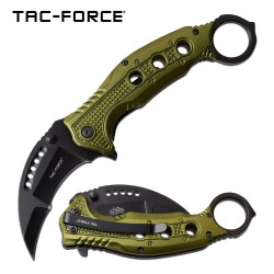 TAC FORCE KARAMBIT TF985GN