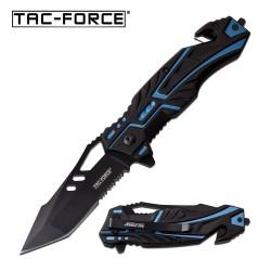 Mtech Tac-Force Rescue zsebkés nyitásrásegítővel TF971BL