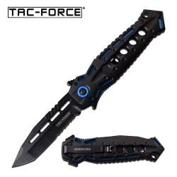Mtech Tac-Force Rescue zsebkés nyitásrásegítővel TF965BL