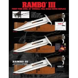RAMBO 3 TÚLÉLŐKÉS